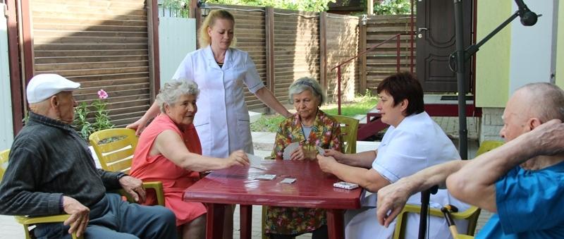 Дом престарелых черновцы дом престарелых подарок своими руками