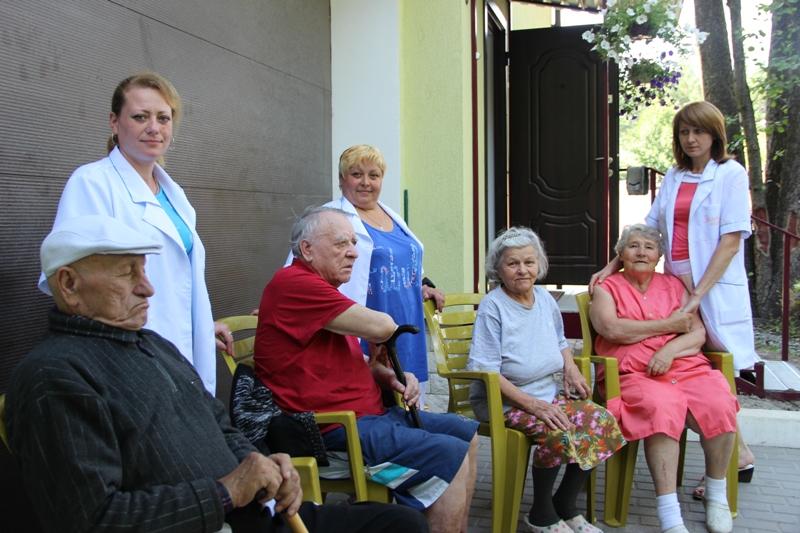 Частный дом престарелых краматорск частные дома в москве свао